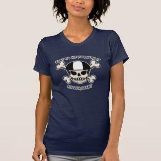 T-shirt Jeu de Rollerderby il vous aiment moyens il