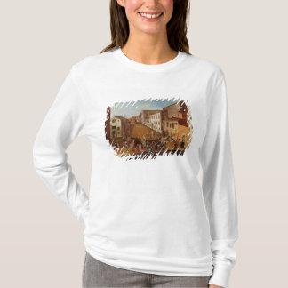 T-shirt Jeu des cuvettes dans le dei Gesuiti, Venise de