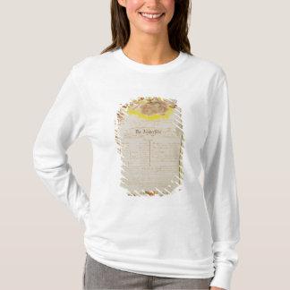 T-shirt Jeu-facture pour 'le Flute magique