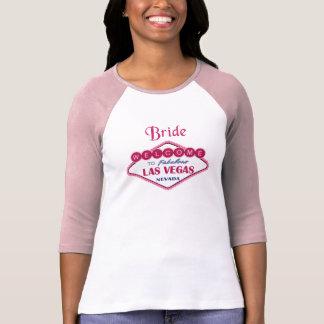 T-shirt Jeune mariée de Las Vegas
