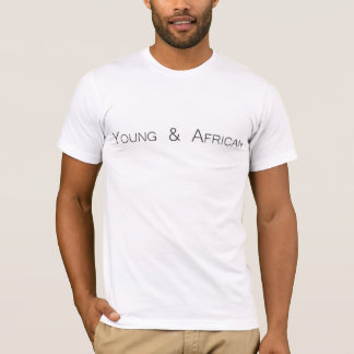T-shirt Jeunes et Africain