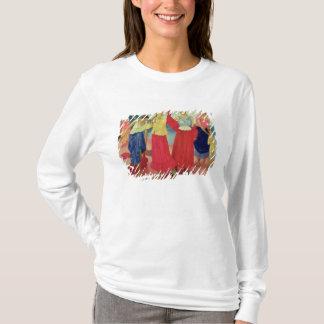 T-shirt Jeunes femmes sur le Volga, 1915