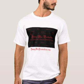 T-shirt Jeunes productions de Wes