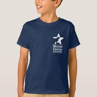 T-shirt Jeunesse extrême d'observateur de chiot
