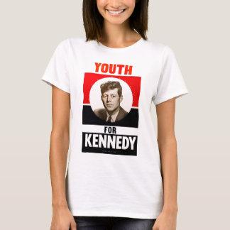 T-shirt Jeunesse pour le Président John F. Kennedy