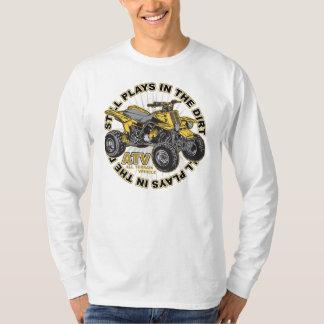 T-shirt Jeux dans la saleté ATV