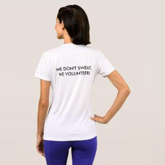 T-shirt JLSJ que nous ne suons pas, nous offrent le