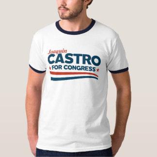 T-shirt Joaquin Castro