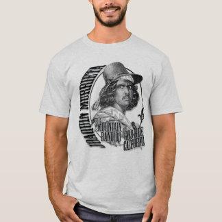 T-shirt Joaquin Murrieta Bandido légendaire