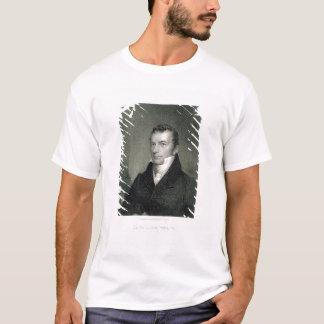 T-shirt Joel Roberts Poinsett (gravure)