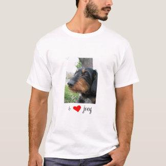 T-shirt [joey i de REDheart]