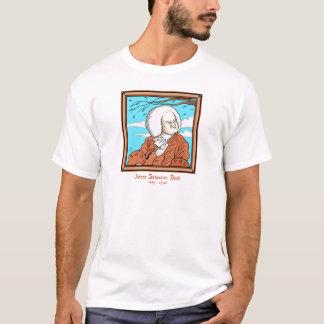 T-shirt Johann Sebastian Bach