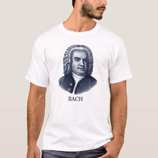 T-shirt Johann Sebastian Bach, bleu