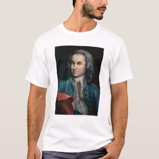 T-shirt Johann Sebastian Bach c.1715