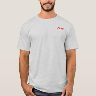 T-shirt John