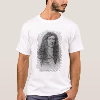 T-shirt John Aubrey, gravé par Charles Éden Wagstaff