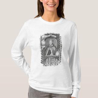 T-shirt John de décharné, duc de Lancaster (1340-99) après