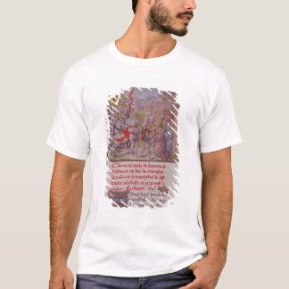 T-shirt John de décharné reçu par les citoyens