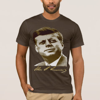 T-shirt John F. Kennedy