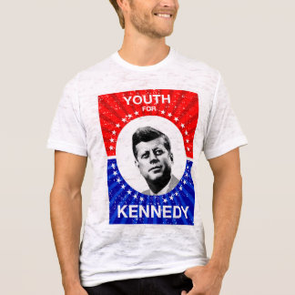 T-shirt John F. Kennedy JFK