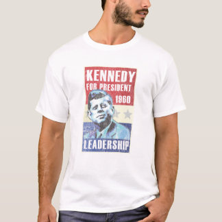 T-shirt John F. Kennedy (JFK) - cru - les Présidents Day
