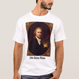 T-shirt John Quincy Adams