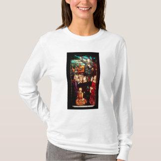 T-shirt John Wesley prêchant les évangiles en Angleterre