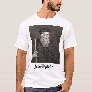 T-shirt John Wycliffe, John Wyckiffe