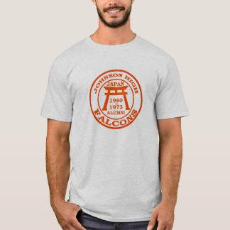 T-shirt Johnson HS Japon 1960-1973
