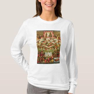T-shirt Joie de tous ce que Vierge de peine, 1707