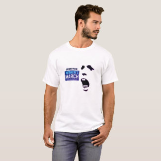 T-shirt Joignez mars des femmes