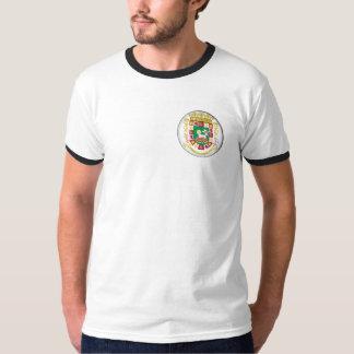 T-shirt Joint d'état de Porto Rico