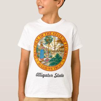 T-shirt Joint et devise d'état de la Floride