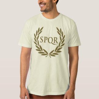 T-shirt Joint romain de sénat de Rome SPQR