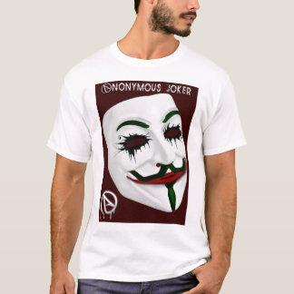 T-shirt Joker anonyme