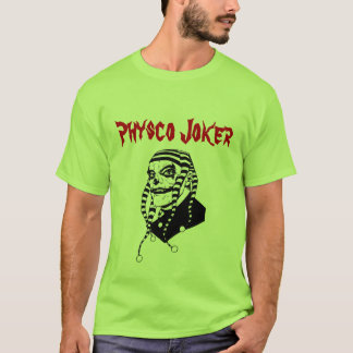 T-shirt Joker de Physco