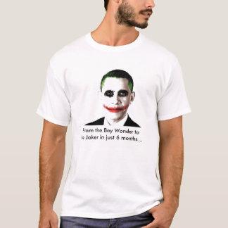 T-shirt joker d'obama, de la merveille de garçon au joker