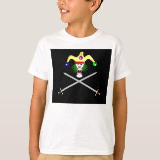 T-shirt Joker et épées croisées