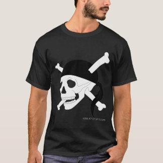 T-shirt Jolly roger #1