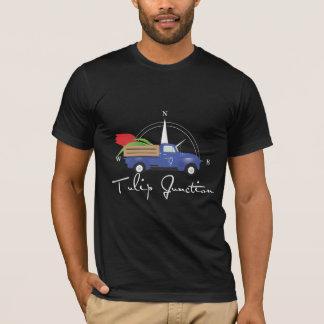 T-shirt Jonction de tulipe pour les filles du sud