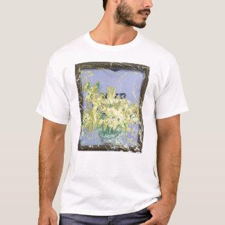 T-shirt Jonquilles