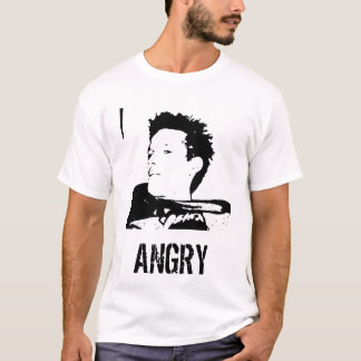 T-shirt jordylogo, FRÈRE FÂCHÉ