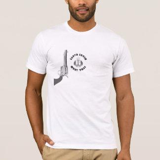 """T-shirt Jose """"le pistolet"""" Villarisco, copie blanche"""