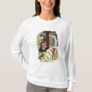 T-shirt Joseph d'Arimathea soutenant le Christ mort