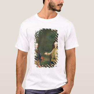 T-shirt Joseph et Leopold, fils de Francis I et Maria