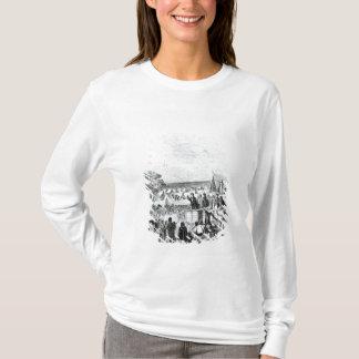 T-shirt Joseph Smith prêchant dans la région sauvage