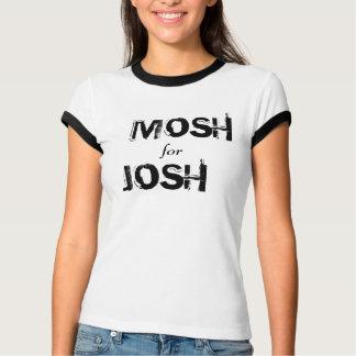 T-shirt Josh-moshing