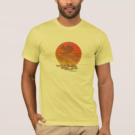 T-shirt joshua tree