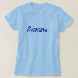 T-shirt Joueur américain fait sur commande de piscine -