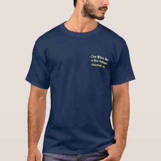 T-shirt Joueur de Dobro - au cru
